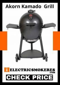 Akorn Kamado Charcoal Grill Best Smoker Grill