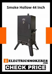 Smoke Hollow 44Inch PropaneGas Smoker