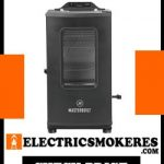 Master Built MB20073519 Bluetooth Digital Electric Smoker